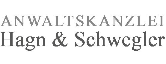 Anwaltskanzlei Hagn & Schwegler.